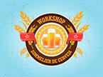 Workshop de Sommelier de Cervejas da Cervejaria Provid�ncia.