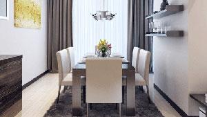 Se no passado a sala de jantar era o local menos frequentado, reservado apenas para ocasi�es especiais, hoje ela tem se tornado cada vez mais popular