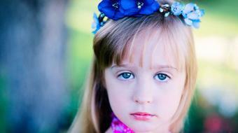 Garota de 8 anos recebe diagn�stico de c�ncer de mama rar�ssimo