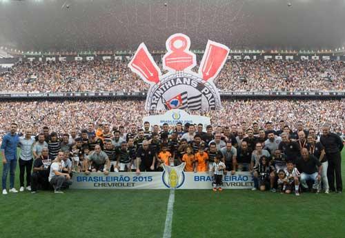 Reprodução/Corinthians/Facebook