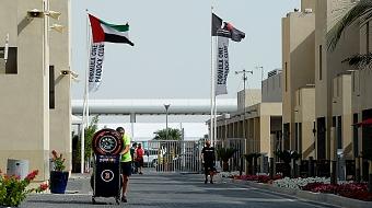 Brasileiros criticam pneus nos primeiros treinos em Abu Dabi