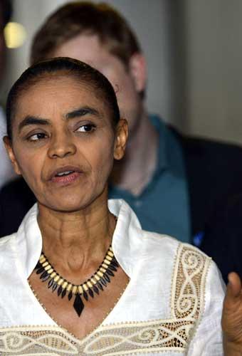 Marina Silva diz que governo blinda Cunha para impedir impeachment de Dilma