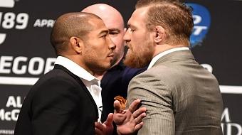 Aldo promete 'passar por cima' de McGregor no UFC 194