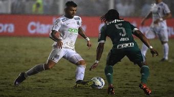 Santos diz que tomar� 'provid�ncias cab�veis' contra p�ster de time campe�o