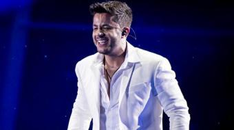 Cristiano Ara�jo � um dos artistas mais escutados de 2015