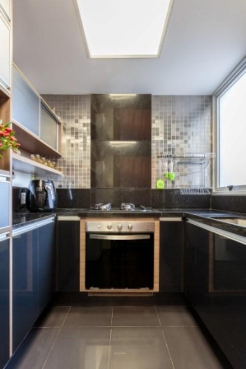 Rodabanca alta é destaque na decoração de cozinhas e ...