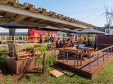 A partir de fevereiro, turistas poder�o permanecer por mais tempo no Mirante de Itaipu
