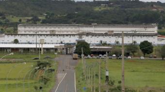 Surto de caxumba na Papuda causa suspens�o de visitas a presos de duas unidades