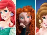 Artista retrata princesas da Disney em profiss�es do s�culo XXI