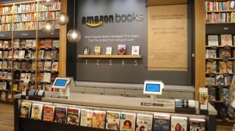 Amazon vai abrir mais de 300 livrarias nos Estados Unidos