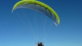 Pilotos brasileiros realizam a maior expedi��o de paramotor do mundo