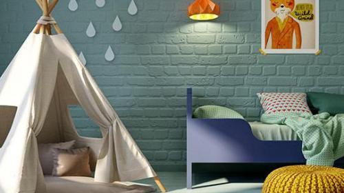 decoracao de interiores quartos de dormir:Sete ideias de quartos infantis para dormir e se divertir – Quarto