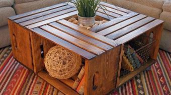 Confira 12 ideias para decorar usando mesas de centro