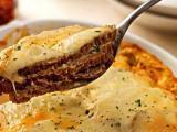 Lagarto ao creme de queijo rende prato saboroso para um almo�o com a fam�lia