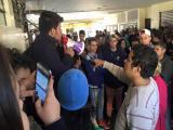Por melhorias, estudantes ocupam mais dois col�gios em Maring�