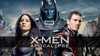Ciclope, Magneto e Tempestade est�o em novo cartaz de 'X-Men: Apocalipse'