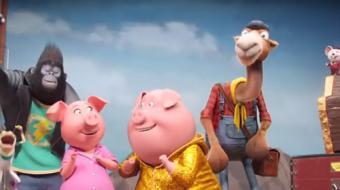 """Animais fofos cantam sucessos em novo trailer de """"Sing - Quem Canta Seus Males Espanta"""""""