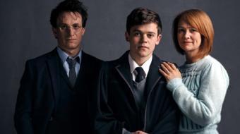 """Confira as fotos da nova fam�lia de """"Harry Potter"""" para pe�a brit�nica"""