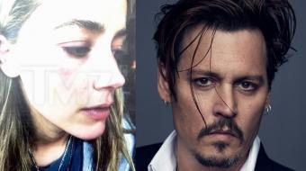 Johnny Depp � acusado de viol�ncia dom�stica pela ex