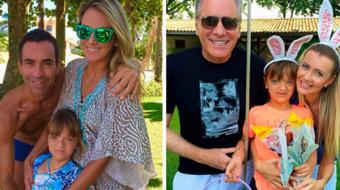 """Justus e Ana Paula desabafam sobre ci�mes de Ticiane Pinheiro: """"sempre sofreu com isso"""""""