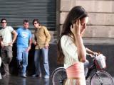 Pesquisa mostra que 86% das mulheres brasileiras sofreram ass�dio em p�blico