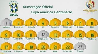Lucas Lima ser� o camisa 10 da sele��o na Copa Am�rica