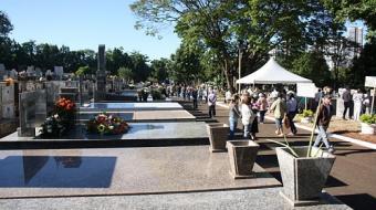 Acesf cobra taxa anual de manuten��o de cemit�rios municipais