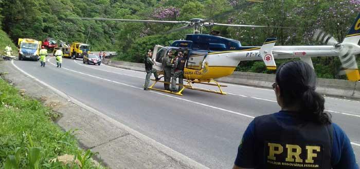 Mortes em Corpus Christi caem 25% nas rodovias federais do Paraná