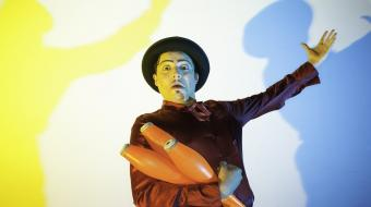 Festival promove arte circense nos distritos de Londrina