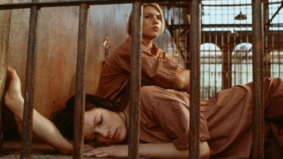 Женская колония секс в женской тюрьме