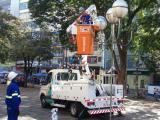 Sercomtel Ilumina��o forma primeira equipe de funcion�rios