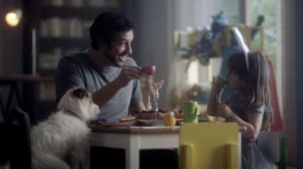 Nova fam�lia: propaganda do Dia dos Pais homenageia padrastos