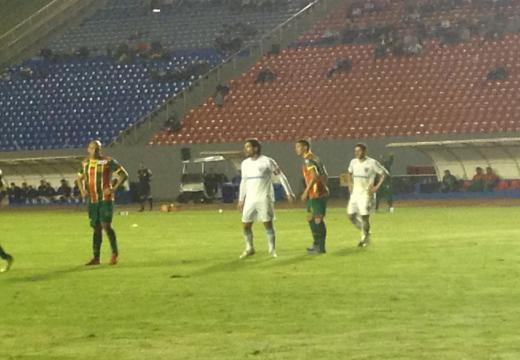 Divulga��o - O capit�o Germano marcou de p�nalti o gol do Londrina