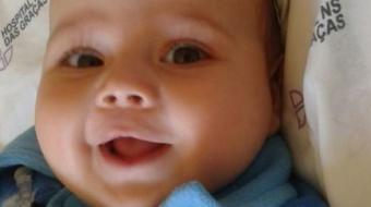 Campanha procura doador de medula para beb� paranaense de apenas 4 meses