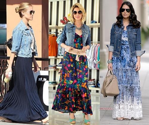 b37b95719 Vestido longo é aposta fashion para o inverno  veja como usar ...