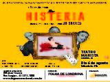 Espet�culo Histeria, uma com�dia dirigida por J� Soares!!