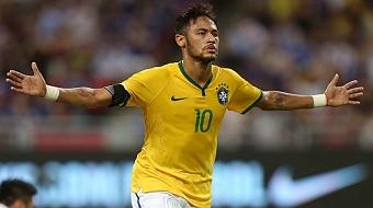 Micale oficializa Neymar como capit�o da sele��o na Olimp�ada