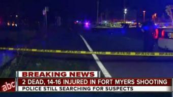 Tiroteio em boate dos Estados Unidos deixa dois mortos e mais de dez feridos