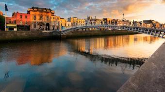 Seis motivos para voc� fazer um interc�mbio para Dublin