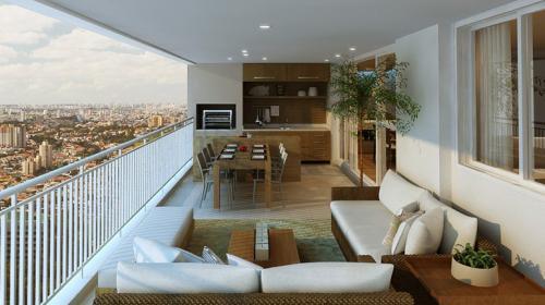 Aposte na varanda gourmet para um ambiente aconchegante e ...