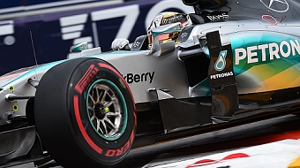 Hamilton ser� punido por trocas em motor e largar� do pelot�o de tr�s na B�lgica
