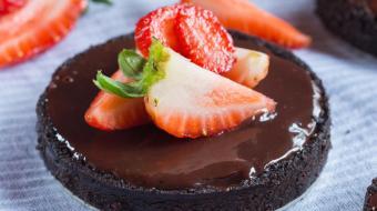 Torta de Nutella na tampa une praticidade e sabor para sua segunda-feira
