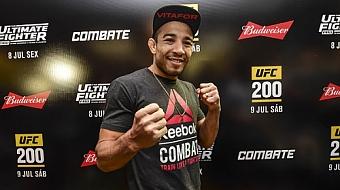 Jos� Aldo pede para romper com o UFC e sugere aposentadoria