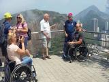 Minist�rio do Turismo monta roteiro acess�vel pelo pa�s
