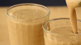 Receita de cappuccino gelado com 3 ingredientes