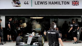 Hamilton supera Rosberg e fica com a pole do GP dos Estados Unidos