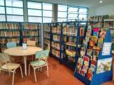 Biblioteca Ramal Vila Nova realiza Oficina de Arte Natalina