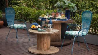Seleção de móveis e objetos para viver o melhor da área externa; confira!