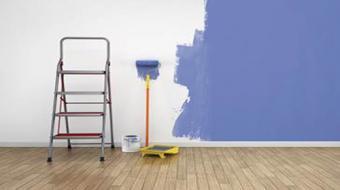 Pinte a casa de uma forma prática e divertida