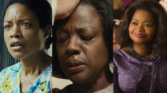 Oscar tem três atrizes negras na mesma categoria pela primeira vez